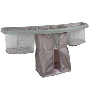 Multi-functional Baby Bed Storage Bag Hanging Bag Bedside Diaper Large Capacity Waterproof Bedside Storage Rack