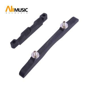 Adjustable Ebone Mandolin Bridge For Mandolin 114MM Length Mandolin Parts