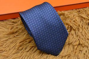 2020New Fashion Mens Silk Neck Ties Men Silk Tie Slim Classic Cravate Narrow Skinny Neckties For Men Neckwear 8 Styles with box H001