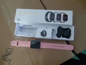 New iwo 8 Lite smart watch Series 4 Men Women Bluetooth Call ECG Heart Rate Monitor W34 Smartwatch for Android iPhone PK iwo 10