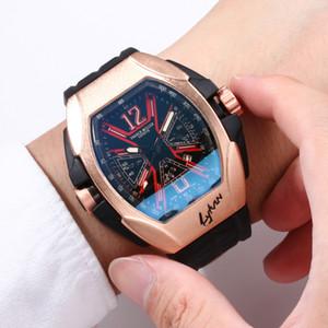2019 A мужские золотые известные часы top Brand Luxury Мужчины Женщины кварцевые часы автоматические творческие топы роль роскошные модные Механические наручные часы