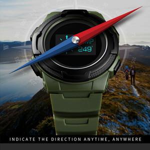 SKMEI Orologio Digitale Multifunzione Uomini orologi di sport di Calorie Orologio Calcolo Allarme Bussola Mens Watches Montre homme 1439