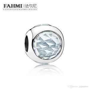 FAHMI 100% 925 Sterling Silver 1: 1 Original 792095NAB autêntico temperamento moda Glamour Retro Mulheres casamento Bead Jewelry