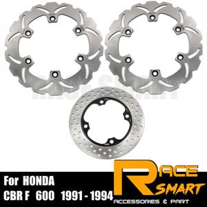 Для CBR F 600 1991-1994 плавающий мотоцикл CNC передний задний тормозной диск дисковые мотоциклы тормозные роторы 1992 1993