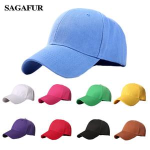 Plain Baseball Cap women men snapback caps Classic Polo Style hat Casual Sport Outdoor Adjustable cap fashion unisex T200611