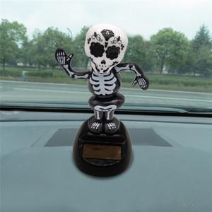 Car-styling CARPRIE Giocattolo solare per ballare Halloween oscillante Animated Bobble Dancer Giocattolo Car Decor td0822 dropship