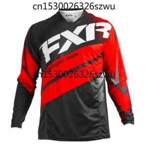 Men's Downhill Jerseys Mountain Bike MTB Shirts Offroad DH Motorcycle Jersey Motocross Sportwear BMX Clothing