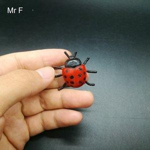 نملة مزحة هالوين لعبة الرهيبة نموذج الحشرات العملية ToyLadybug لعبة نكتة المزحة هالوين الرهيبة لعبة الحشرات