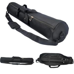블랙 55cm60cm65cm100cm 패딩 스트랩 카메라 삼각대방을 운반 여행 케이스 삼각대 사진 가방 브라켓 램프 패키지