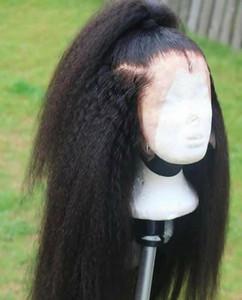 사순 밥 전체 (360) 레이스 정면 인간의 머리 가발에 대한 브라질 여성 150 % 1백80퍼센트 변태 직선 13x4 레미 낮은 비율 사전 뽑아