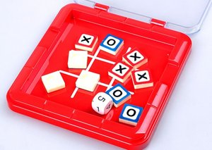 Inteligencia de observación de pensamiento de tres en raya, tic-tac-toe, rompecabezas, una PC