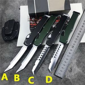 Micro 150-10 couteau tactique pliage automatique HO V VI couteau de survie de poche camping EDC ut85 simple action infidèle italien BM 3310 3300 3350