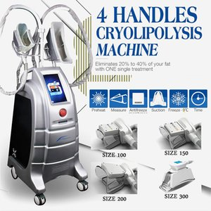 Upgraded New Design Fat Freezing Slimming Machine Laser SlimmingCellulite Removal Machines Multi-Functional Beauty Equipment Center Use