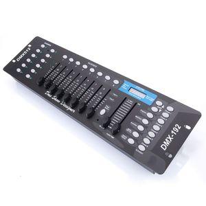 Dmx консоль 192 DMX 512 DJ Stage Light Lighting Party Controller Pub Ночной клуб DJ KTV Moving Heads Управление освещением