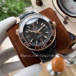 high quality james bond 007 watches planet ocean GMT Wristwatch aqua terra sea master watchesseamaster00 mens watch D4061