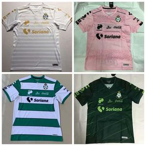 Liga MX 19 20 México Santos Laguna camisa de futebol home away 3 2019 2020 2021 camisa de futebol S-4XL