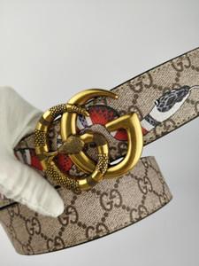 Buscar similar el año 2019, los cinturones de lujo de alta calidad, diseñadores diseño de la serpiente de la hebilla del ocio de los hombres de la correa, correa de las mujeres de moda, la entrega gratuita!