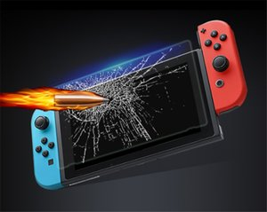 Tempered Glass Screen Protector Toughened Protective Film For Nintendo Switch and Switch Lite No Retail Package