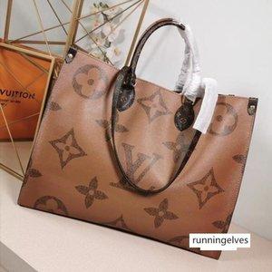 OnTheGo Globale Limited Edition Umhängetasche Kreuzkörper Handtaschen-Designer Frauen Handtaschen Geldbörsen klassisches Monogramm Reverse-Tasche
