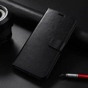 Para Meizu 16X flip caso Carteira de luxo Ultra-Thin bonito Magro colorida capa de couro original estojo para Meizu 16X