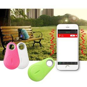 Мини Anti-Потерянная Bluetooth 4.0 Tracker GPS Locator Tag Alarm Wallet Key собак Pet Finder карманного размера Смарт Tracker Dropshipping Другие Pet постав
