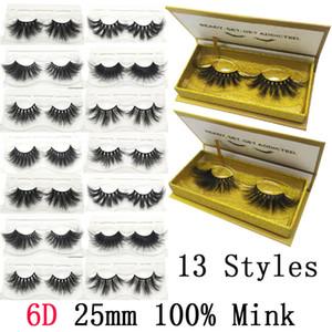 3d 5d 25mm vizon Tüccar OEM Opsiyonel tarzı ambalaj kaliteli 3d Vizon göz Kirpikler Hediye kirpiklerini kirpikleri
