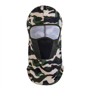 Inférieures Masque Chapeaux doux Toison Balaclava Masque capuche Swat Vélo coupe-vent Femme Coiffe hommes Skullies Beanies