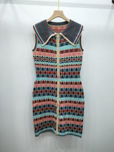 Frauen Pullover neueste Mode Frauen Casual Dress Plus Size Frauen Kleidung Mode Kurzarm Sommerkleid casual einfarbig Kleid Wolle