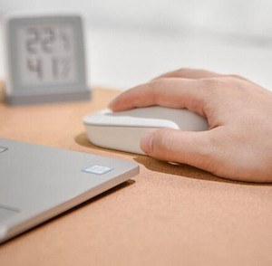 Original Xiaomi youpin grande mouse pad Filho de carvalho Natural Softwood Mouse Pad Resistente à água Anti Slip Computer Mouse Pad A2