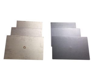 MMO de alta calidad 60 * 100 mm de titanio ánodo de titanio platinado precio competitivo malla de ánodo para la electrólisis MMO de titanio recubierto Tubular
