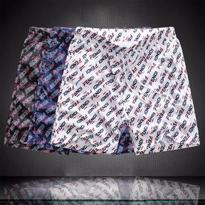 Surf Natação Board Shorts de alta qualidade Marca DesignersS Praia Shorts For Men Underwear Boy Multicolor Sea Turtle Impresso Vilebre Femininos