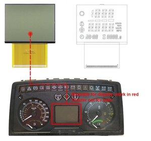 Pantalla LCD para la reparación de John Deere Massey Ferguson Tractores Grupo de instrumentos