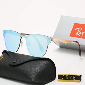 ile xury- Yüksek Kaliteli Klasik Pilot Güneş Tasarımcı Marka Womens Güneş Gözlük Gözlük Metal Cam Lensler