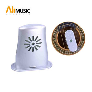 10pcs Acoustic Guitar Humidifier - Musicians Recommended Protects from Aging in the Driest Conditions Silver Black