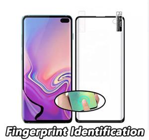 Per Samsung Galaxy Note10 S10Plus S10E S9 Note 9 10 Plus Full Cover Curva Alta Clear Pellicola Protettiva Schermo Protettivo Morbido TPU
