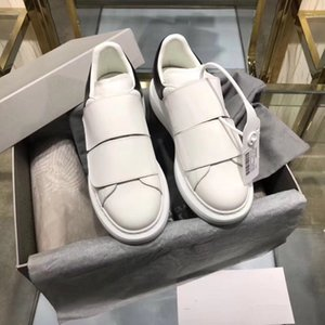 Chaussures Femme Espadrilles Femme Sneakers Couleur mixte Chaussures Femme Velcro Chaussures Femmes Med Talon Chaussures De Mujer bout rond