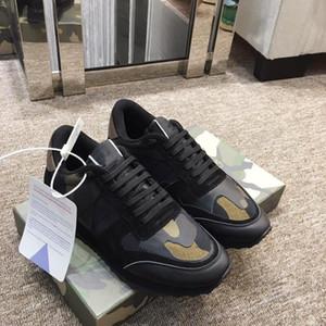 DISEÑO DE LUJO marca de diseño hombres del cuero genuino ZAPATOS PARA HOMBRE Carrera Participantes zapatos de las mujeres blancas del monopatín únicos para mujer hy08