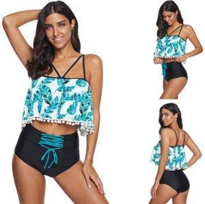 grandes de la moda del bikini, más delgada de la colmena de las mujeres con grasa y gran fracción de tamaño y se entrecruzan yakuda delgada del traje de baño elegantes conjuntos flexibles Bikinis