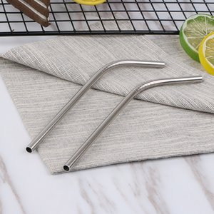 200pcs lot 16cm Short Drinking Straw For Kids 316 Stainless Steel Straw Reusable Silver Metal Straws Food Grade For Juicy