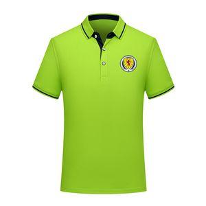 2020 Scotland Soccer Polos Soccer Jersey sport Brand POLO short sleeve training polos adult Football polo Shirts POLO Fans TopS