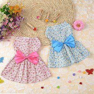 Small Pet Dog Dress Tullle Dress Pet Dog Clothes For Small Party Puppy Costume Spring Chihuahua Yorkshire