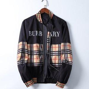 Mens Jacket Luxury Hoodie Jackets Fashion Mens Brand Jacket New 20SS Men Windbreaker Winter Coat Outdoor Streetwear M-XXXL