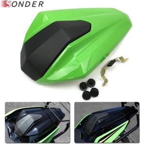 Pour Ninja 400 NINJA400 2017 2018 2019 Ninja400 ABS / KRT de haute qualité moto arrière Seat Cover Cowl Solo Siège arrière Cowl