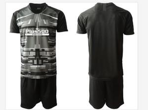 19 20 Portiere Soccer 13 Jan Oblak Jersey Set Uomo Portiere GK 1 Antonio ADan 1 Moya Camicia da calcio Kit Uniform personalizzato Nome personalizzato