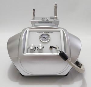 2 в 1 Microdermabrasio Спа Машина Омоложение лица Кристалл Алмаз Микродермабразия Машина Глубокая Очистить кожу