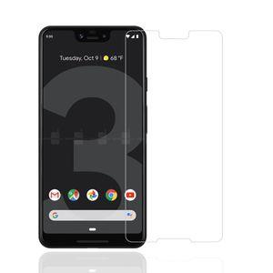 2.5D Ultra ince temperli cam Film İçin LG Google Piksel 4 4XL 2 3 3A Cam İçin 2XL 3XL 3A XL Piksel 3 Lite Ekran Koruyucu Film