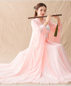 Neue cosplay dress klassische frauen hanfu folk dress chinese national dance kostüm traditional festival outfit oriental performance clothing