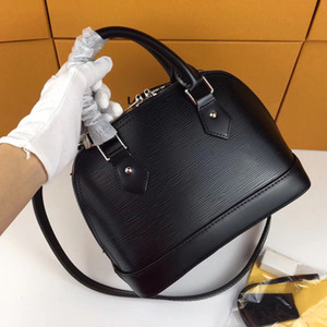 25 32cm Water Classic Shell rizado bolsos monederos paquete de gran capacidad de bolsas de un solo hombro crossbody de las mujeres bolsas de asas de compras