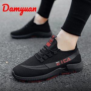 Damyuan 2019 Nuova traspirante scarpe da corsa scarpe alla moda di sport degli uomini, comodo da jogging scarpe per il tempo libero