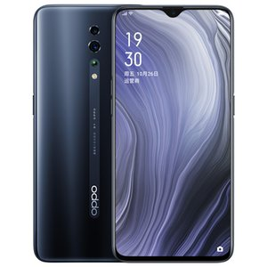"Original OPPO Reno Z 4G LTE-Handy 8 GB RAM 128 GB ROM Helio P90 Octa-Core Android 6.4"" Full Screen 48MP Fingerabdruck-ID intelligenten Handy"